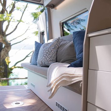 Discover the Yucon Camper Van by FRANKIA – My Favourite Place